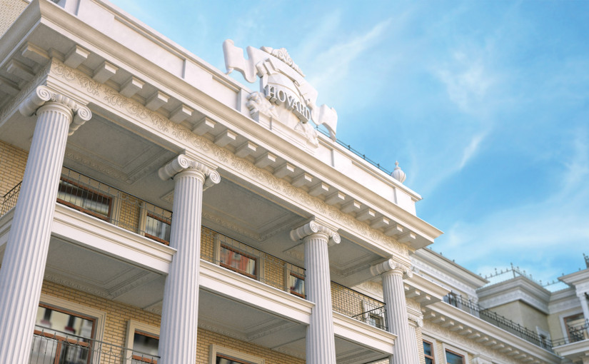 ЖК «Hovard palace»: вызов электрика